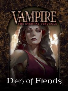 Vampire: The Eternal Struggle - Sabbat: Den of Fiends Deck